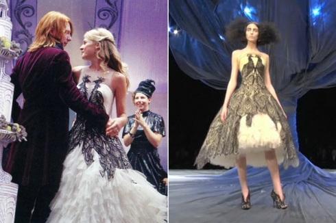 Thats The McQueen Dress
